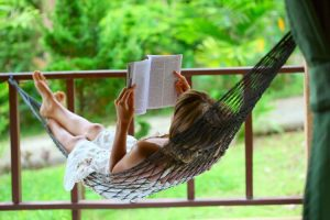 Book Lovers Day August