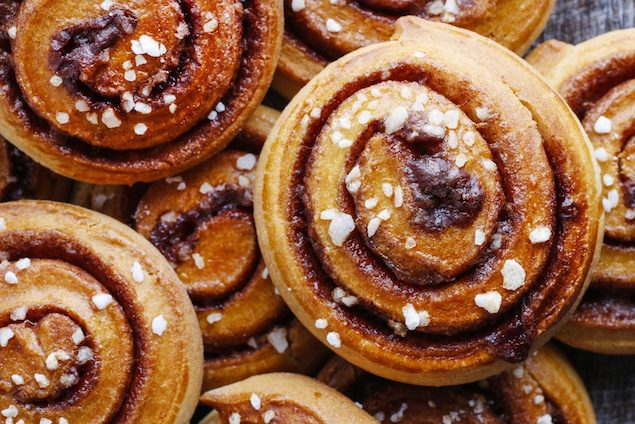 Cinnamon Roll Day