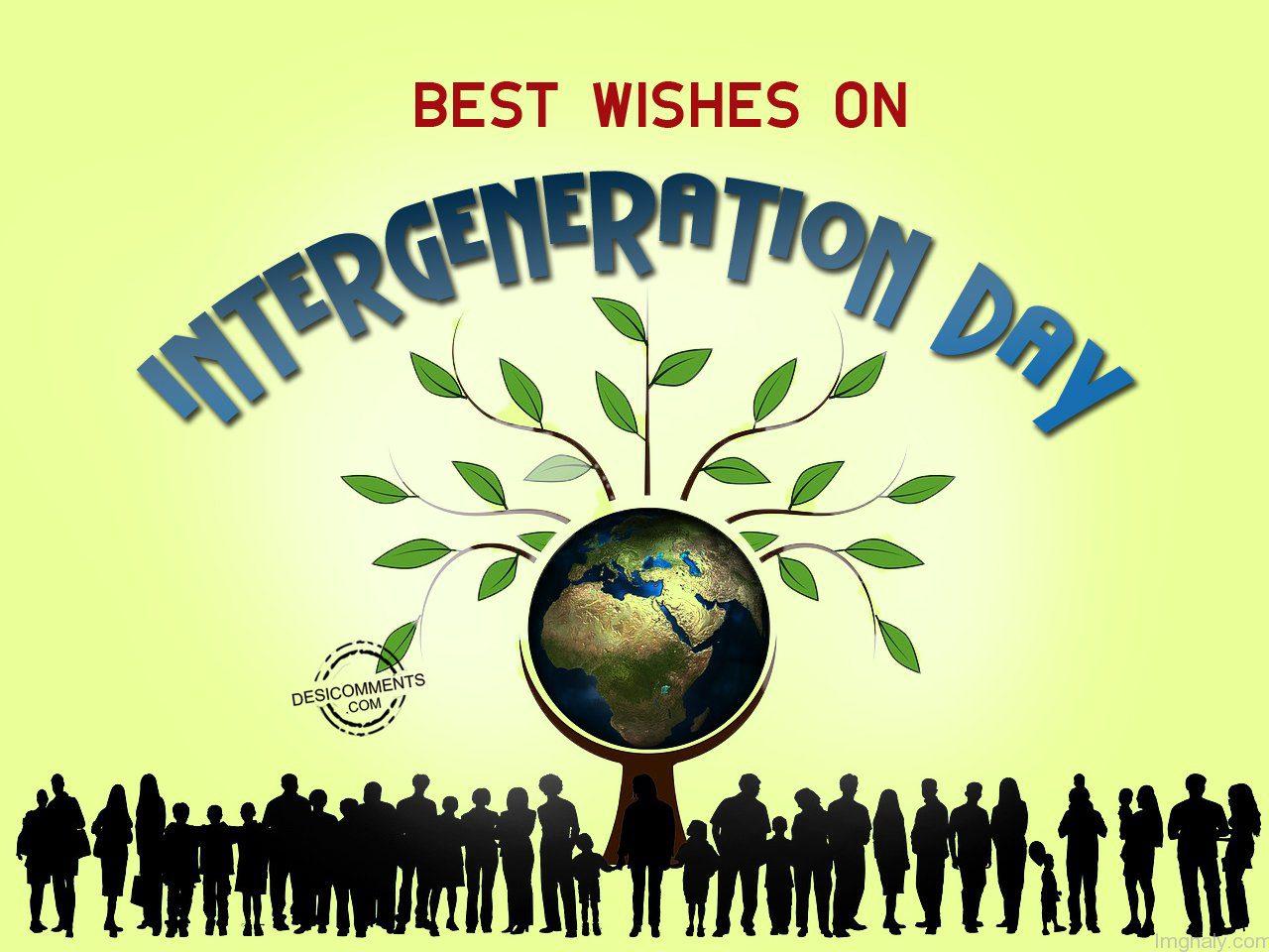 Intergeneration Day