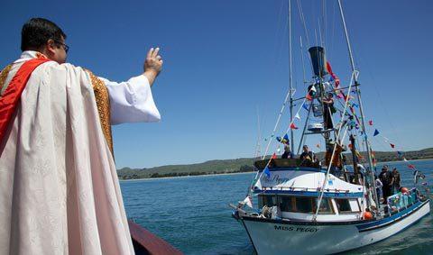 International Blessings of The Fishing Fleet Day