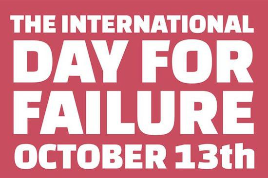 International Day for Failure