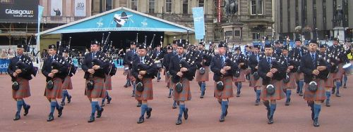 National Blow Bagpipes Day