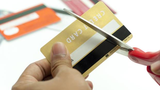 National Cut Up Your Credit Card Day