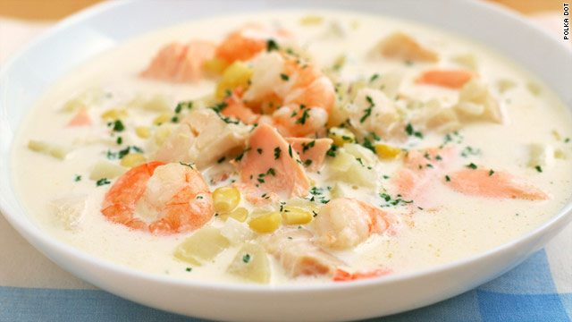 National Seafood Bisque Day