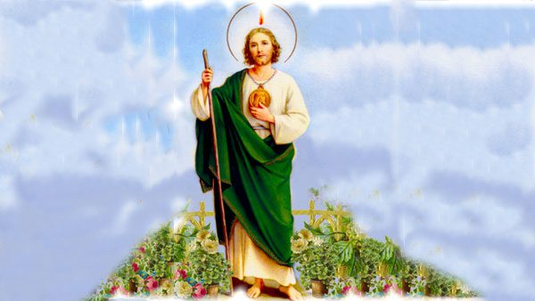 St. Jude's Feast Day
