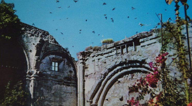 Swallows Depart from San Juan Capistrano Day