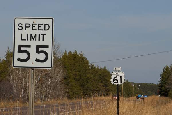 55-MPH Speed Limit Day