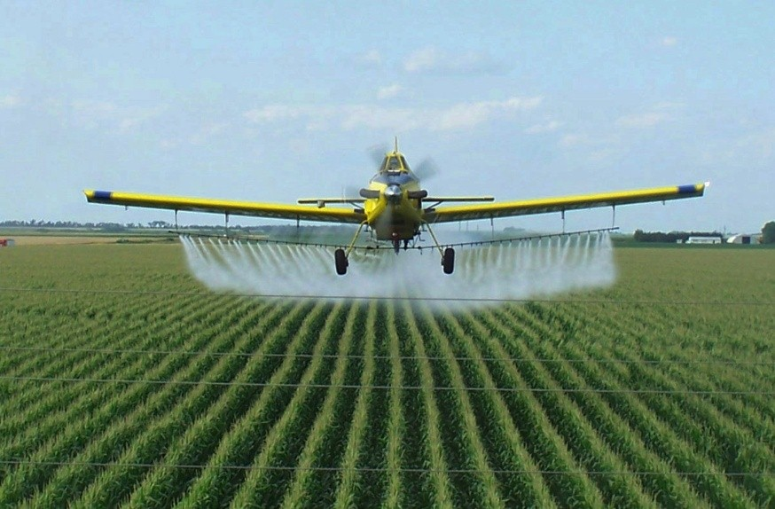 Airplane Crop Duster Day