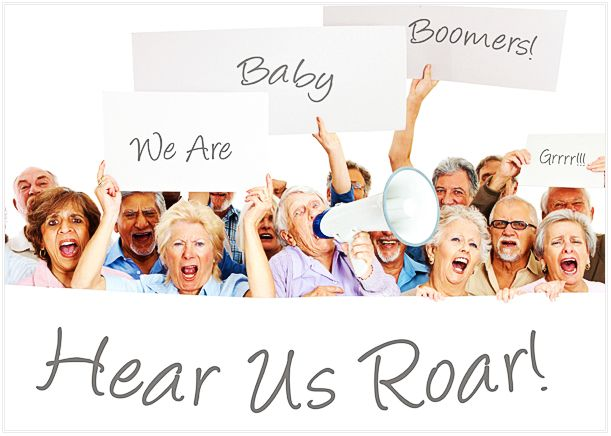 Baby Boomers Recognition Day