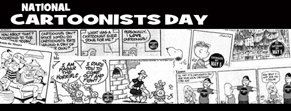 Cartoonists Day