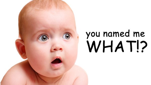 Corporate Baby Name Day
