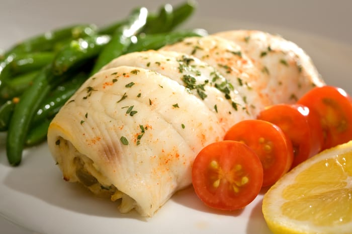Crab-Stuffed Flounder Day