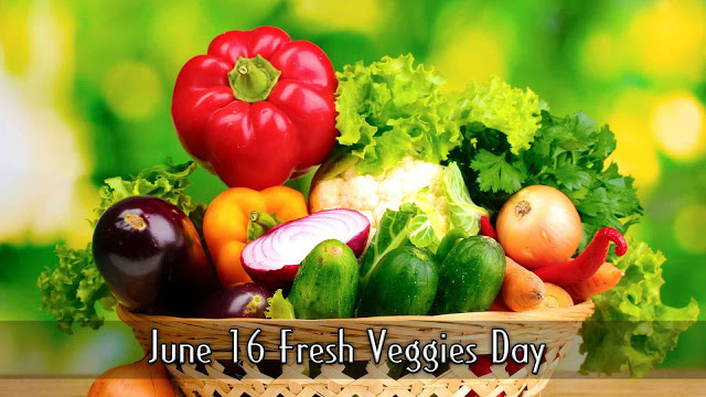 Fresh Veggies Day