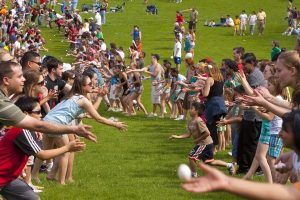 Great Egg Toss Day