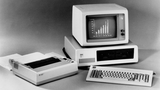 IBM PC Day