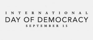 International Day of Democracy