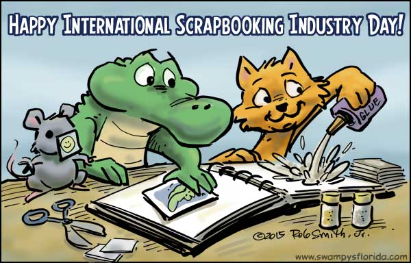 International Scrapbooking Industry Day