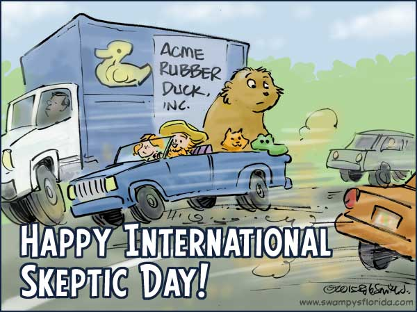 International Skeptics Day