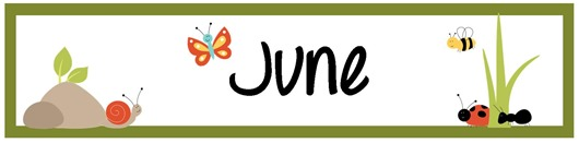 Special Days and National Days in June 2018 in United States