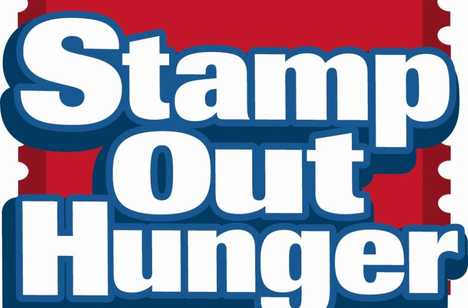 Letter Carrier's Stamp Out Hunger Food Drive Day