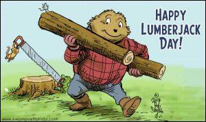 Lumberjack Day