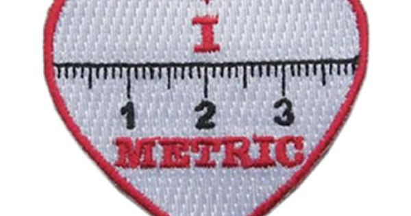 Metric System Day