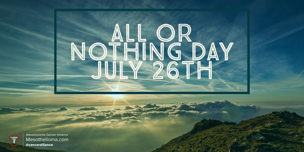 National All Or Nothing Day