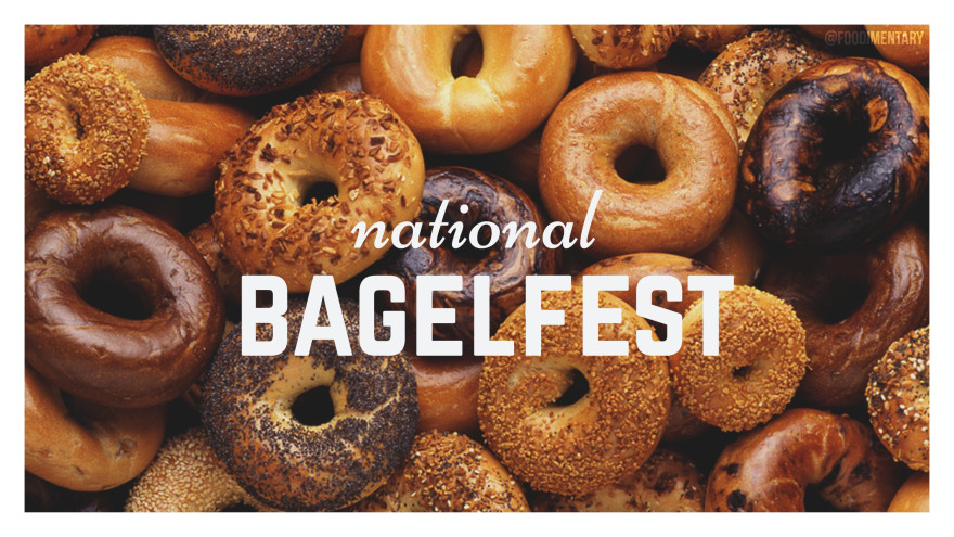 National Bagelfest Day