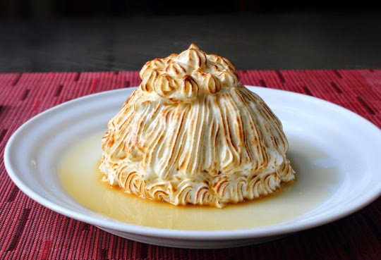 National Baked Alaska Day
