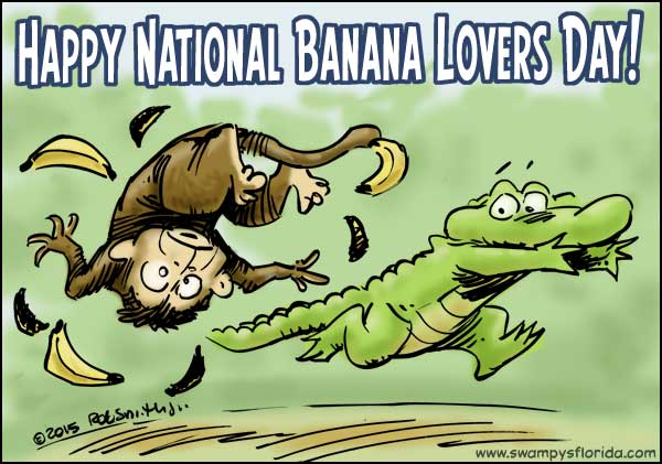 National Banana Lovers Day