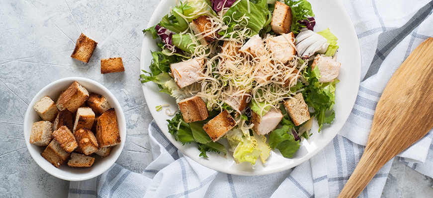 National Caesar Salad Day