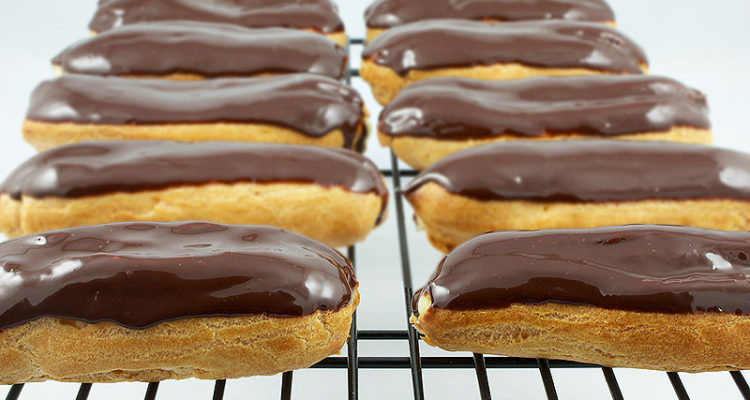 National Chocolate Éclair Day