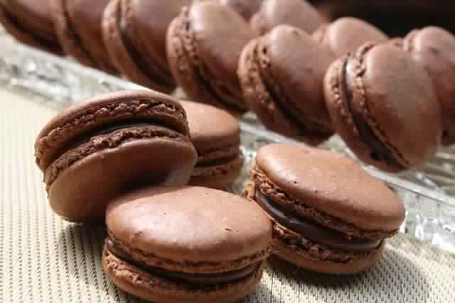 National Chocolate Macaroon Day