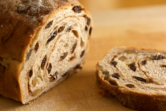 National Cinnamon Raisin Bread Day
