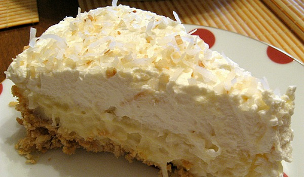 National Coconut Cream Pie Day