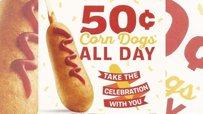 National Corndog Day