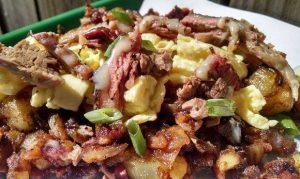 National Corned Beef Hash Day