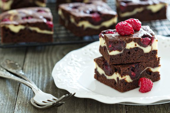 National Cream Cheese Brownie Day
