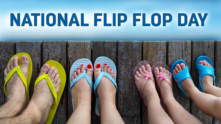 National Flip Flop Day
