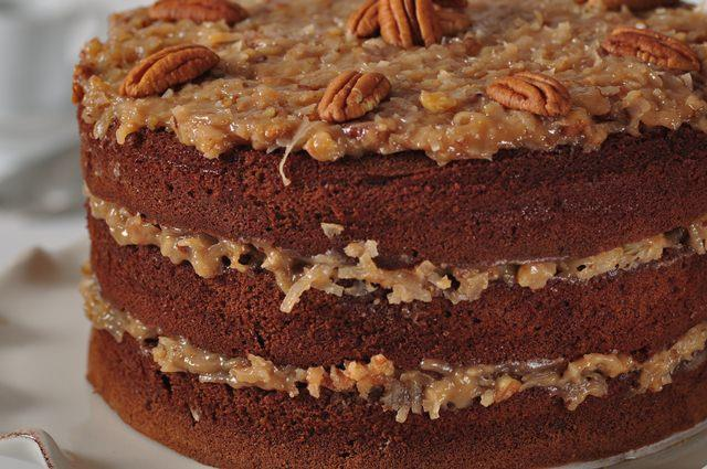 National German Chocolate Cake Day National And