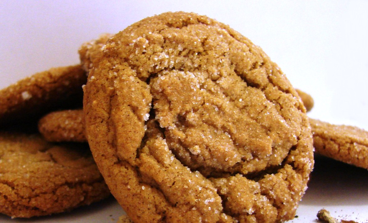 National Gingersnap Day