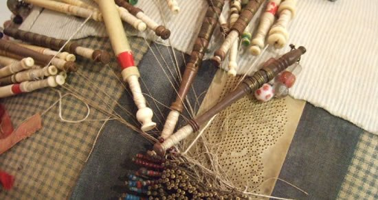 National Lacemaking Day