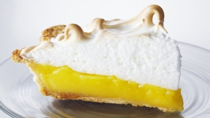 National Lemon Meringue Pie Day