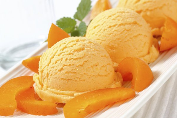 National Peach Ice Cream Day