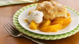 National Peach Pie Day