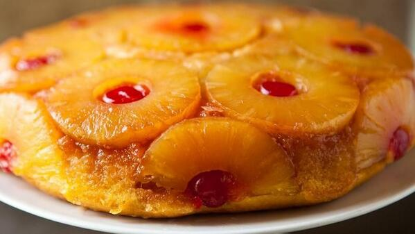 National Pineapple Upside-down Cake Day