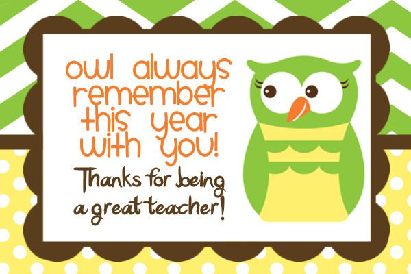 National Preschool Teachers Appreciation Day