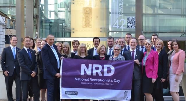 National Receptionists' Day