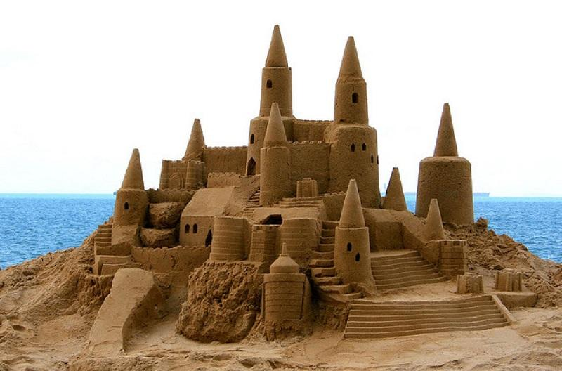 National Sandcastle and Sculpture Day