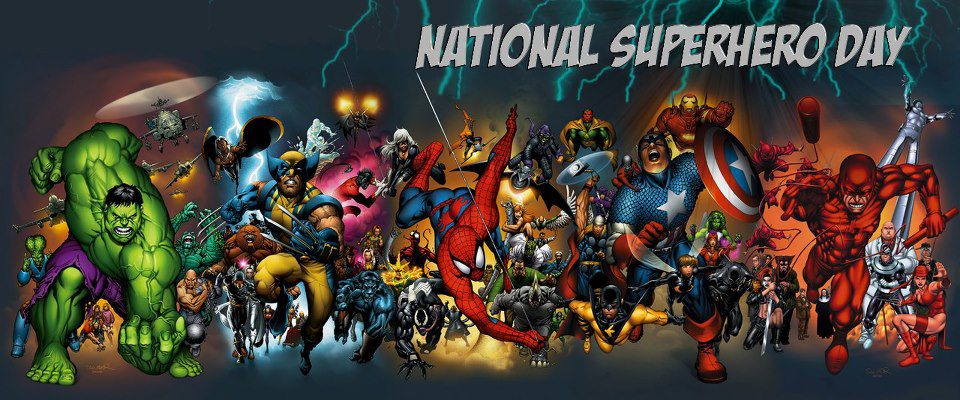 National Superhero Day